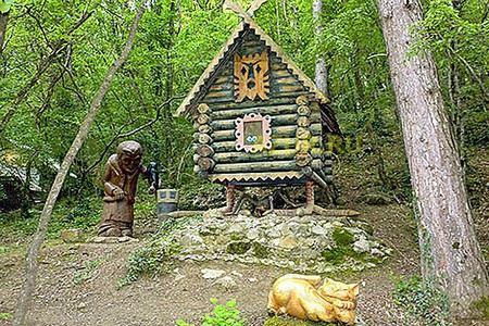 В Сахалинской области появится музей Бабы Яги.