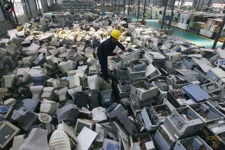 Специальные компании займутся сбором и переработкой бытовой техники и электроники