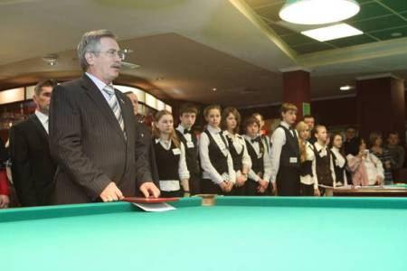 Турнир собрал школьников со всей России