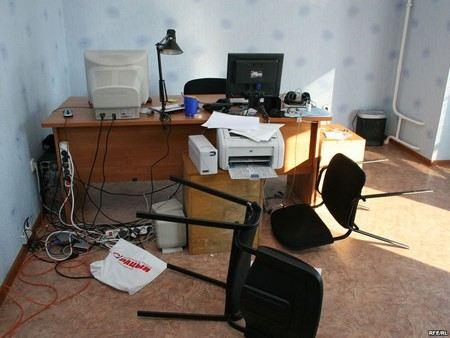 У помощника депутата Ильи Пономарева прошли обыски.