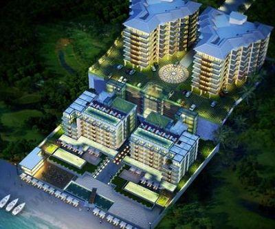 Новый отель в Паттайя «Centara Grand Modus Resort & Spa Pattaya»