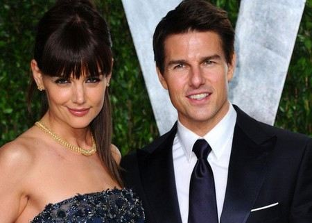 Tom Cruise talked about what divorced Katie Holmes meant to him.