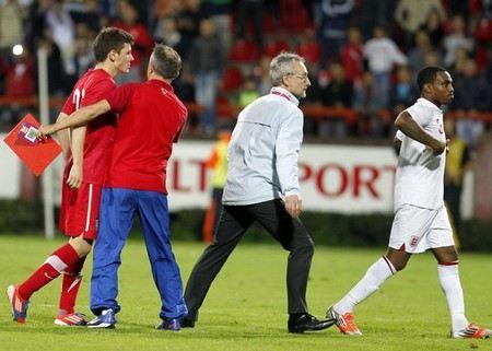 УЕФА планирует ввести наказание за проявление расизма для футболистов, должностных лиц и клубов.