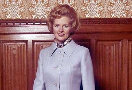 Мэр Лондона предложил установить памятник Маргарет Тэтчер.
