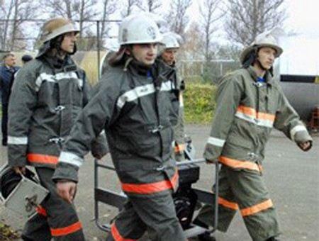 В Москве произошел пожар в здании больницы №52.