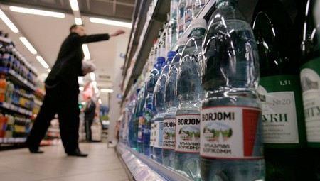 Роспотребнадзор допустил «Боржоми» на российский рынок.