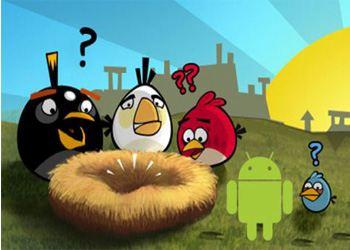 Angry Birds сегодня считается самой популярной игрой