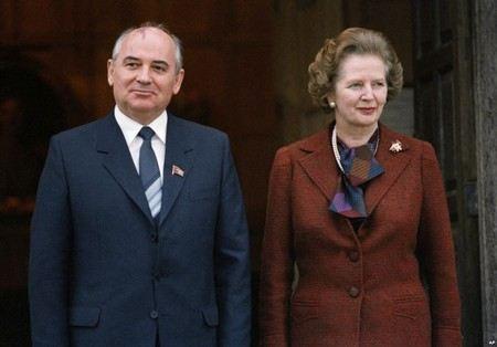 Михаил Горбачев из-за проблем со здоровьем не сможет отправиться на похороны Маргарет Тэтчер.