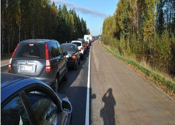 Россияне смогут пересекать границу с Финляндией, не выходя из машины