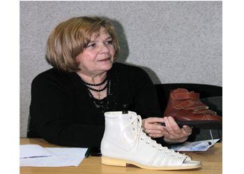 На выставке в Сургуте представили ортопедическую обувь