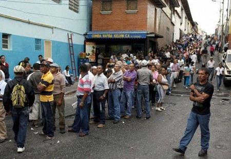 Энрике Каприлес не признает результаты президентских выборов в Венесуэле.