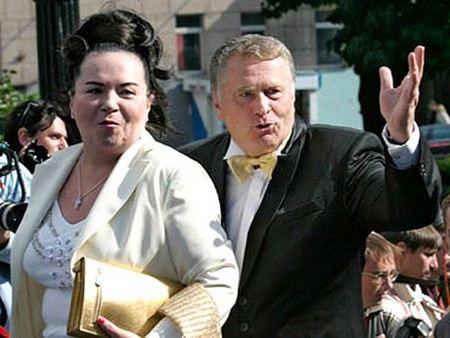 Владимир Жириновский отказался отчитываться о доходах жены, так как брак не зарегистрирован в ЗАГСе.