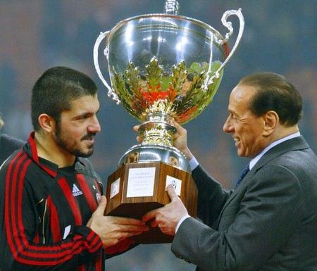 Сильвио Берлускони стал политиком в 1994 году