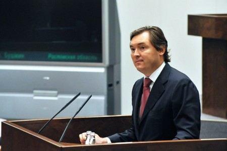 Совет Федерации принял решение отправить в отставку сенатора Андрея Молчанова.