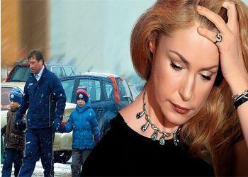 Бывший муж Шукшиной надеется вскоре забрать сыновей к себе