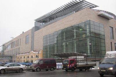 Новый Мариинский театр. Мариинка - 2