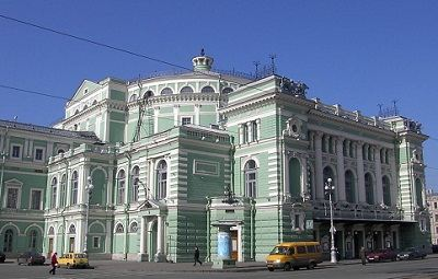 Мариинский театр. Старая сцена