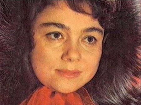 Нина Дорошина первые роли сыграла еще в школе