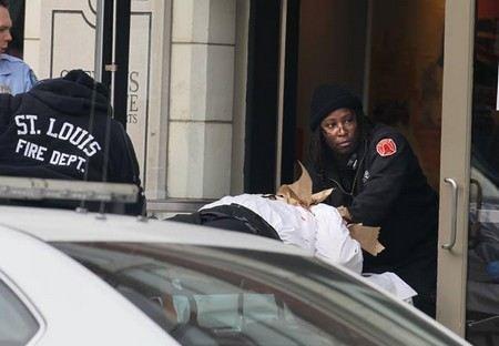 В результате стрельбы в институте в Массачусетстве погиб полицейский.