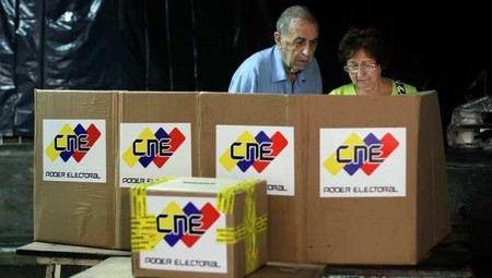Оппозиция во главе с Энрике Каприлесом добилась пересчета голосов избирателей.