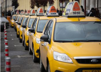 Теперь легко отличить легальное такси от нелегального