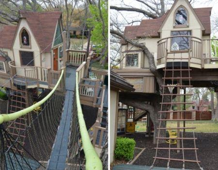 Лестницы домика
