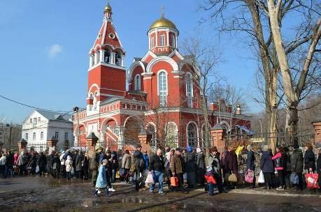 Пасха - любимый праздник россиян