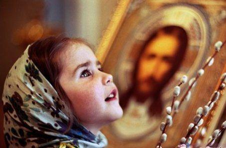 Больше всех ждут светлый праздник Пасхи дети