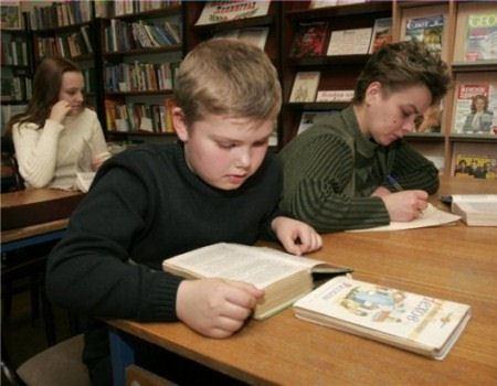 Юные читатели с удовольствием пришли в библиотеку