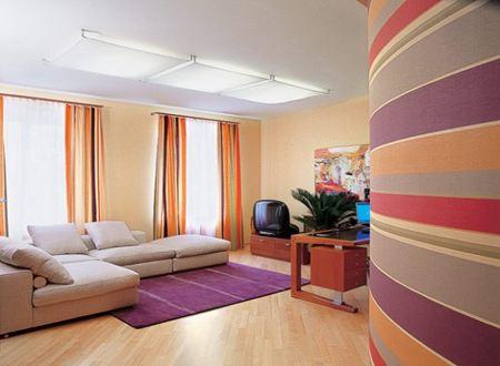 Нежные оттенки интерьерных красок создают уют в доме
