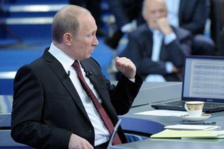 Пресс-секретарь Владимира Путина рассказал, какие вопросы будут задавать Президенту во время «Прямой линии».