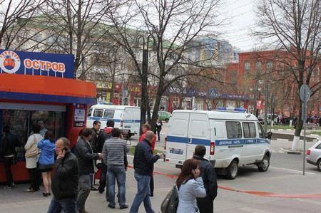 За информацию о преступнике, устроившем стрельбу в Белгороде объявлено вознаграждение