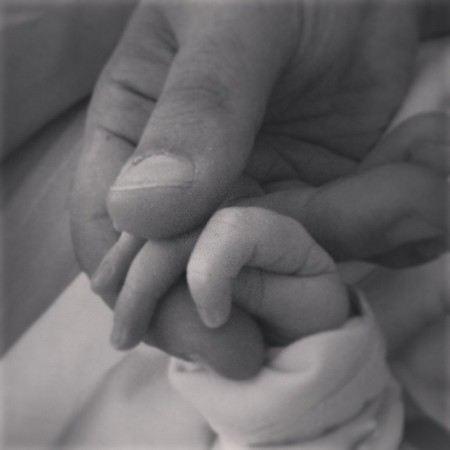 Илья и Ольга Гажиенко опубликовали фото сына.