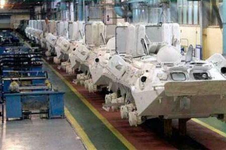 Арзамасский машиностроительный завод выпускает БТР нового поколения