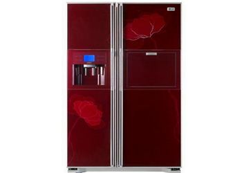 LG Electronics на днях объявила о выпуске в РФ холодильника марки LG GR-M317SGKR