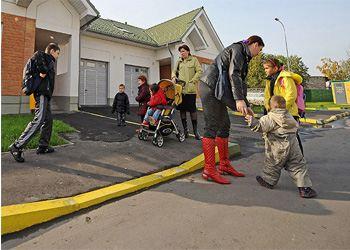 В Московской области построят поселок для семей с приемными детьми