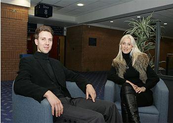 Бижокас и Демидова победили в Москве на ЧМ по спортивным танцам