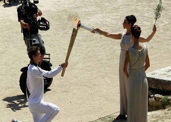 Россиян смогут попасть в Грецию на грандиозное зрелище - зажжение Олимпийского огня