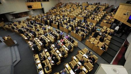 Руководитель фракции «Единой России» в Госдуме подтвердил развод 7 депутатов.