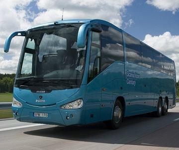 Заказ автобуса дл перевозки пассажиров