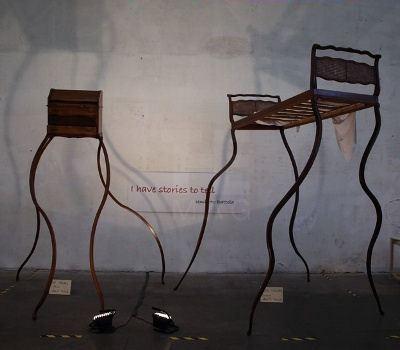 Мебель готова умчаться от хозяина