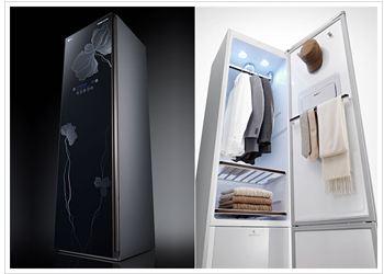 У LG уже есть опыт создания техники, которая освежает одежду с минимальным применением воды