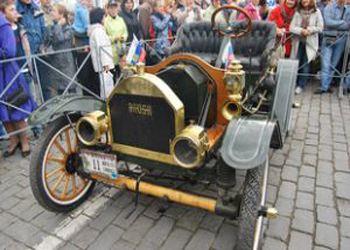 В Екатеринбурге пройдет уникальная выставка ретроавтомобилей