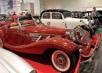 На выставке в Екатеринбурге будет представлено 15 автомобилей и 15 мотоциклов