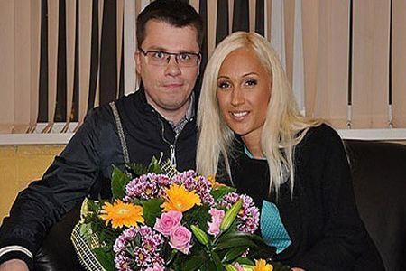 Гарик Харламов с женой