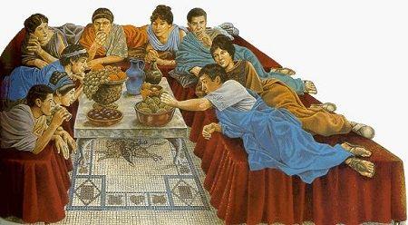 Так жили древние римляне