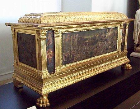 Флорентийский свадебный сундук пятнадцатого века