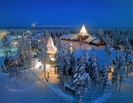 Финляндия - страна красивая
