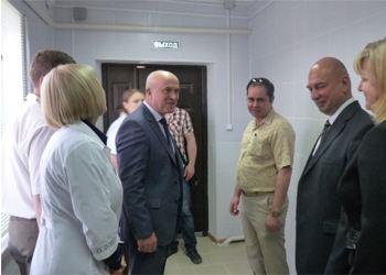 В Краснодарском крае после капремонта открылась Курчанская амбулатория