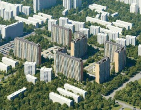 Рынок квартир в Подмосковье широк